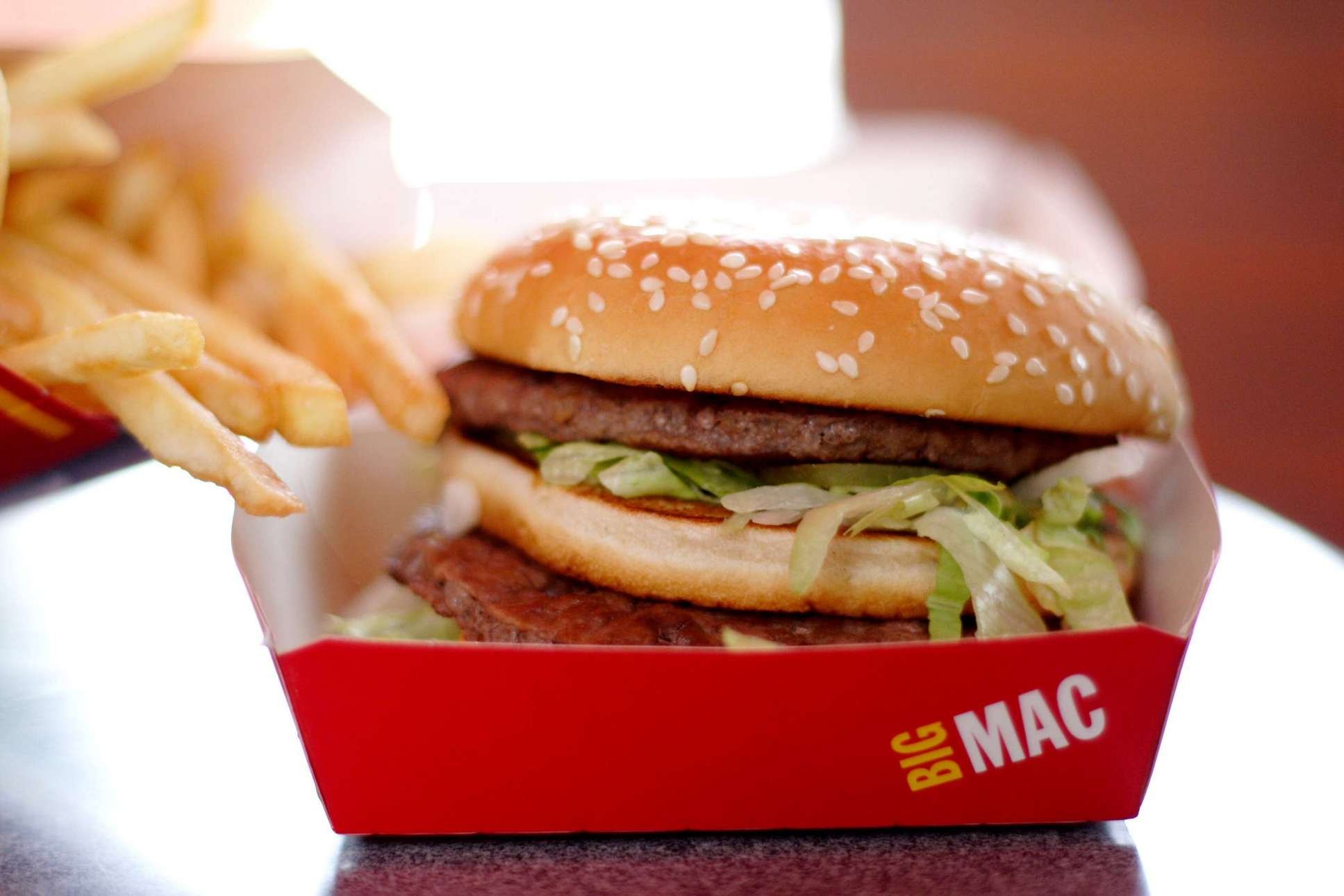 Food - Burger  Wallpaper
