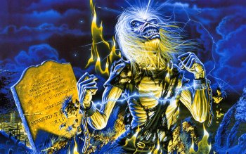 Music - Iron Maiden Wallpapers and Backgrounds ID : 143168