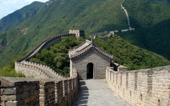 Man Made - Great Wall Of China Wallpapers and Backgrounds ID : 143584