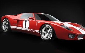 Vehicles - Ford GT Wallpapers and Backgrounds ID : 143836