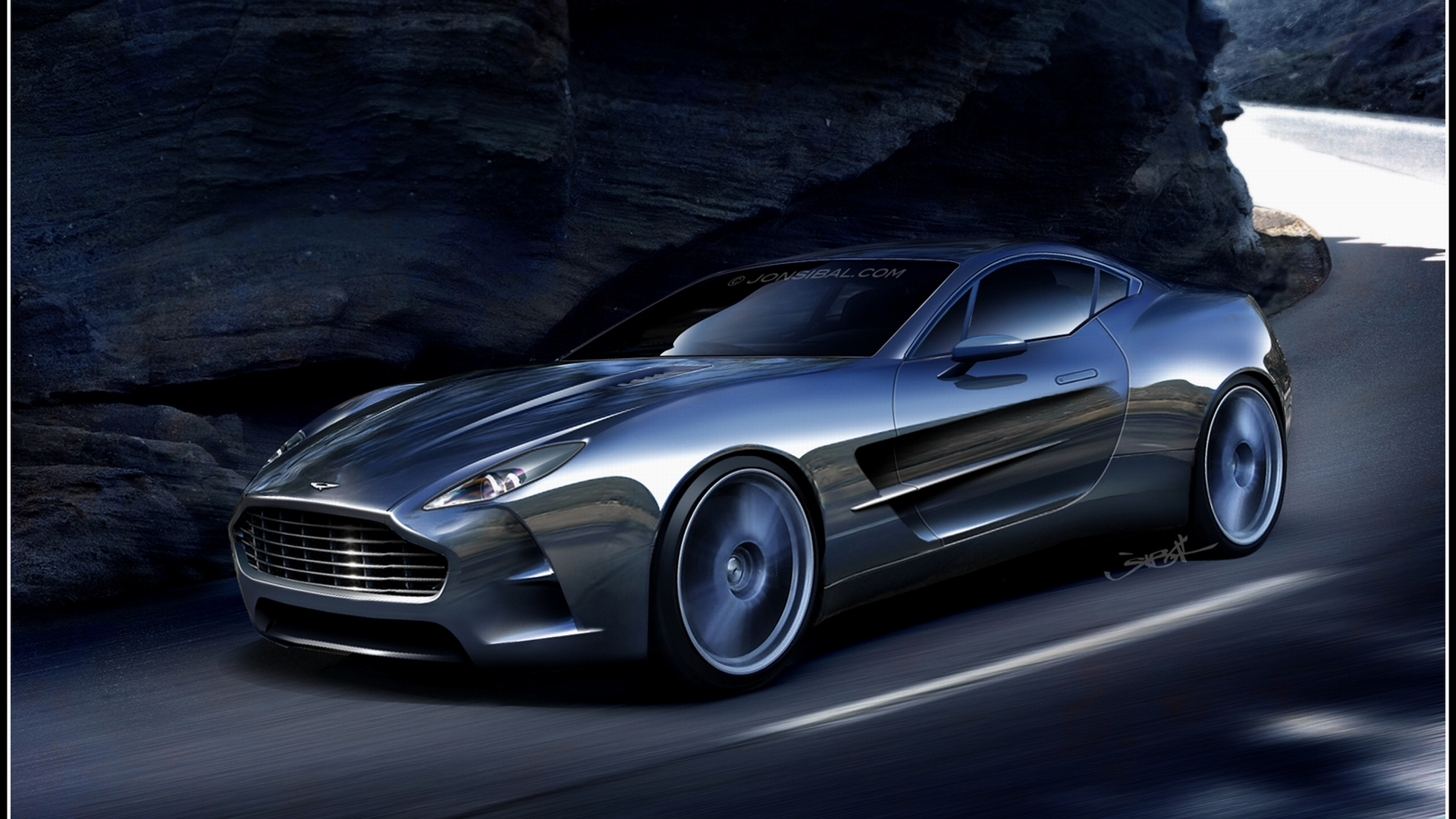 aston martin one-77 full hd wallpaper and background image