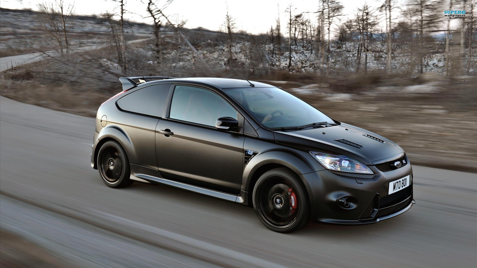 20 Ford Focus Rs Hd Wallpapers Backgrounds Wallpaper Abyss