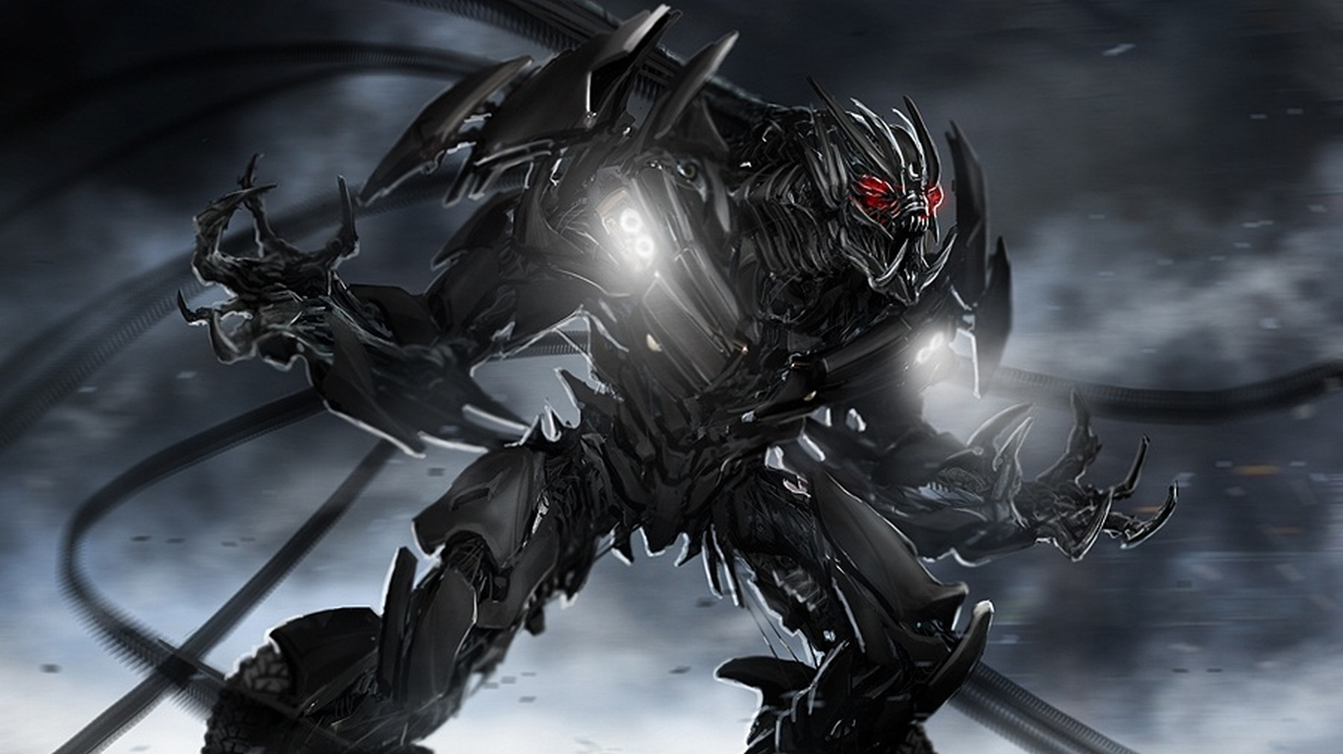 Transformers Movie wallpapers Crazy Frankenstein