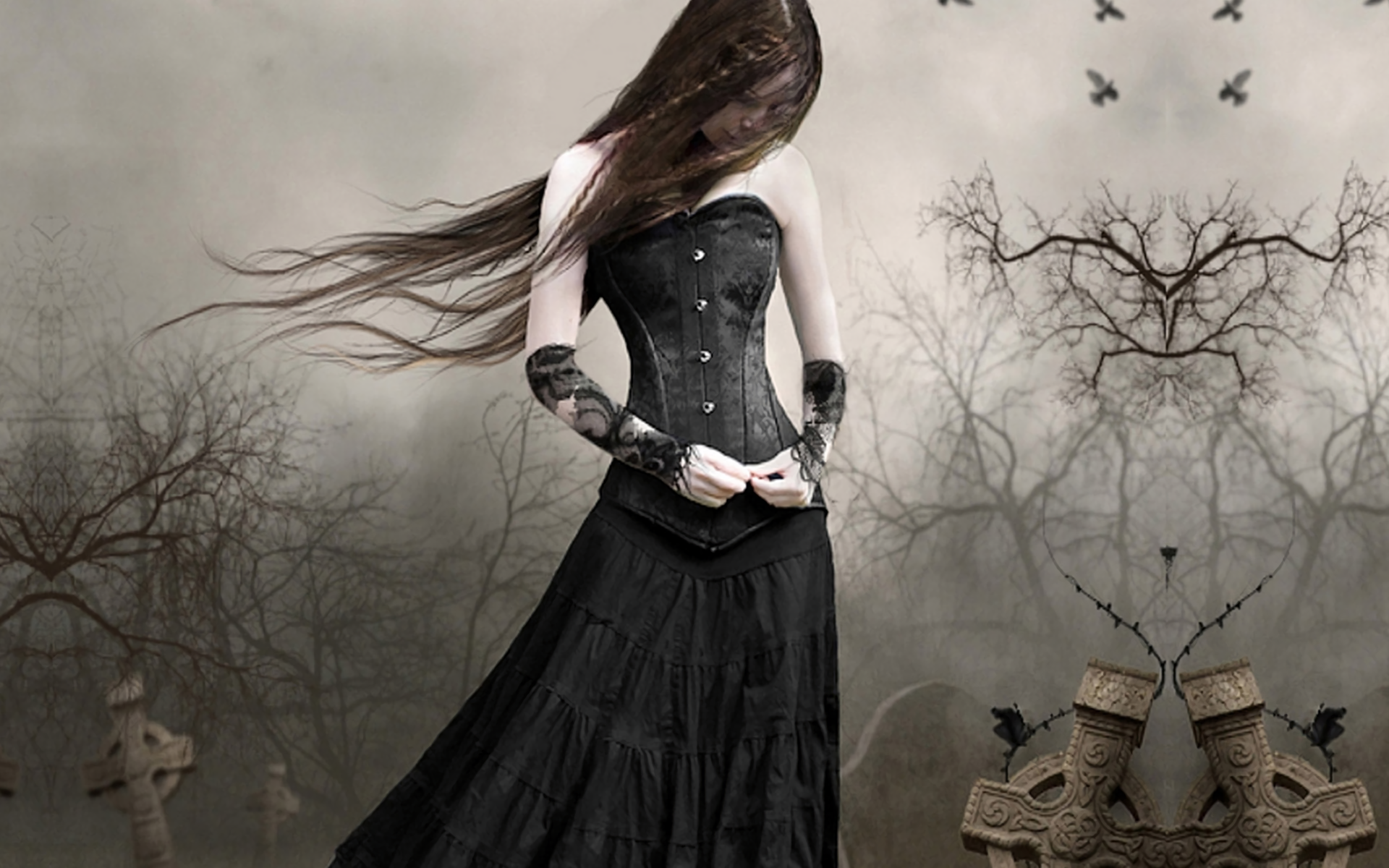 Gothic HD Wallpaper