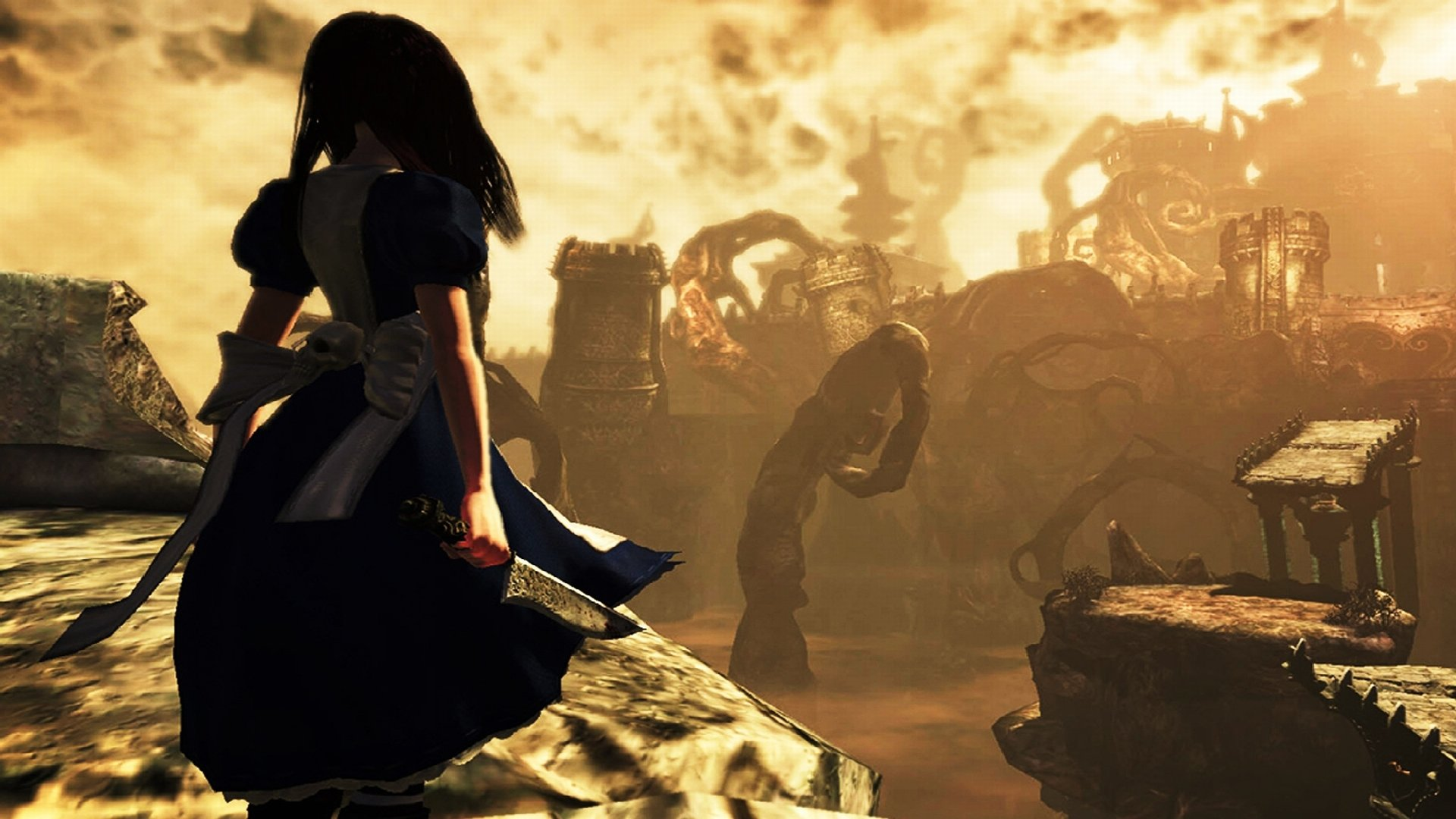 Video Game - Alice: Madness Returns  Wallpaper