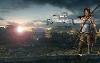 Video Game - Tomb Raider Wallpapers and Backgrounds ID : 144296