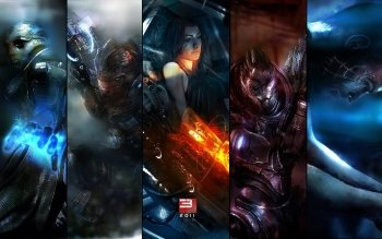 Video Game - Mass Effect 3 Wallpapers and Backgrounds ID : 144374