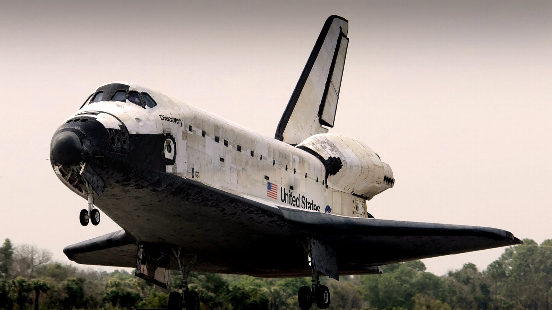 discovery space shuttle disaster - HD 1920×1080