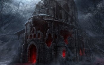 Dark - Building Wallpapers and Backgrounds ID : 145188