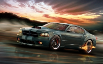 Vehicles - Dodge Wallpapers and Backgrounds ID : 145196