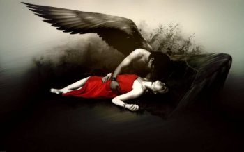 Fantasy - Angel Wallpapers and Backgrounds ID : 145224