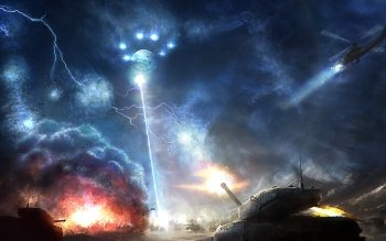 Fantascienza - Battle Wallpapers and Backgrounds ID : 145426