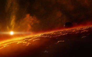 Science-Fiction - Sonnenaufgang Wallpapers and Backgrounds ID : 145978