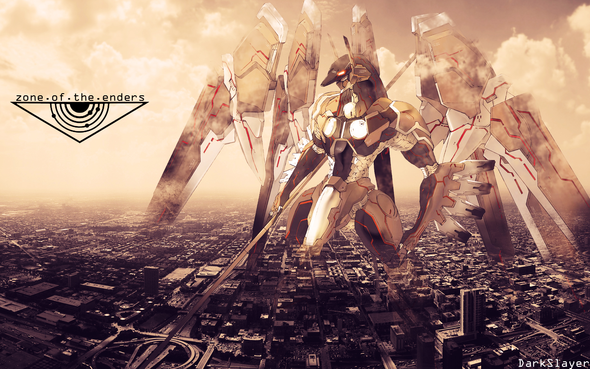 Hd wallpaper zone - Video Game Zone Of The Enders Wallpaper