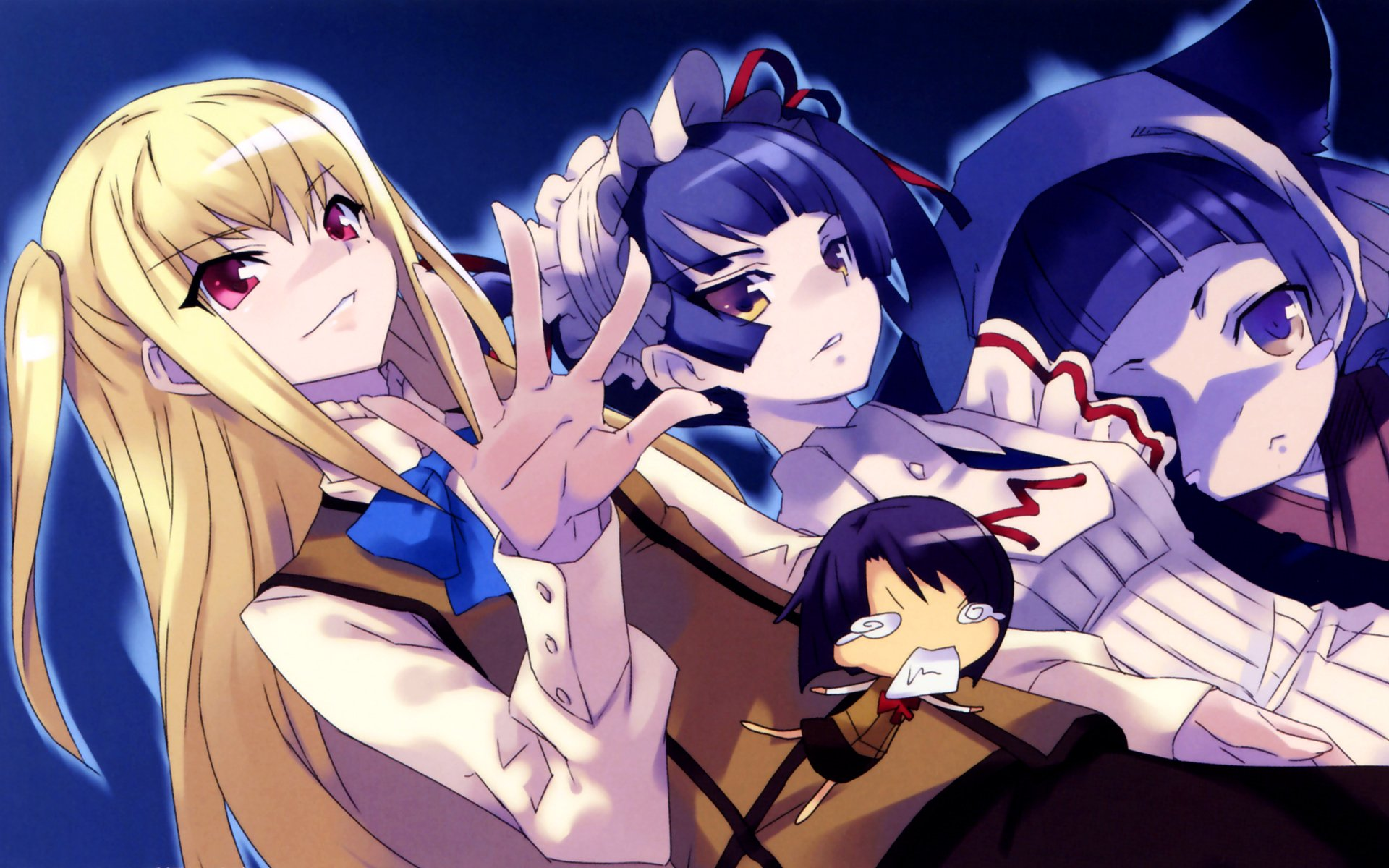 Anime - Maria Holic  Wallpaper
