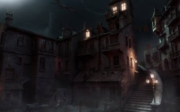 Dark - City Wallpapers and Backgrounds ID : 146498