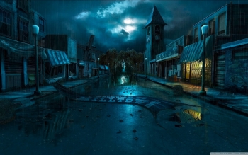 Dark - City Wallpapers and Backgrounds ID : 146506