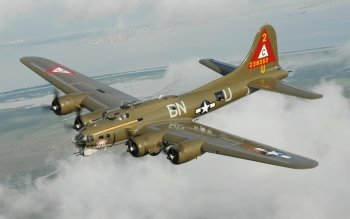 Military - Boeing B-17 Flying Fortress Wallpapers and Backgrounds ID : 146654