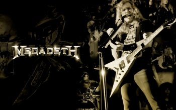 Music - Megadeth Wallpapers and Backgrounds ID : 146694