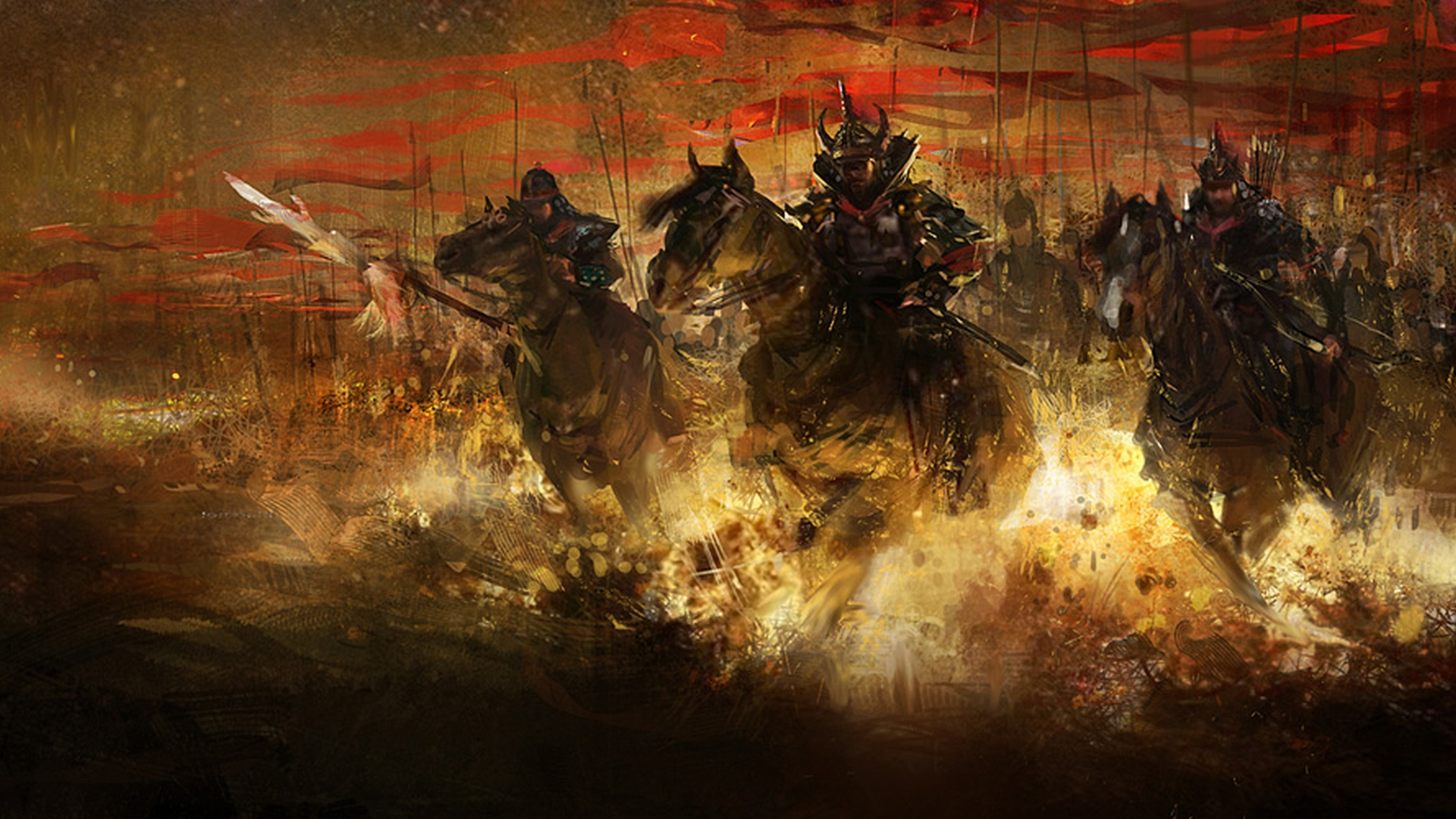 Samurai Hd Wallpaper Background Image 1920x1080 Id 147388