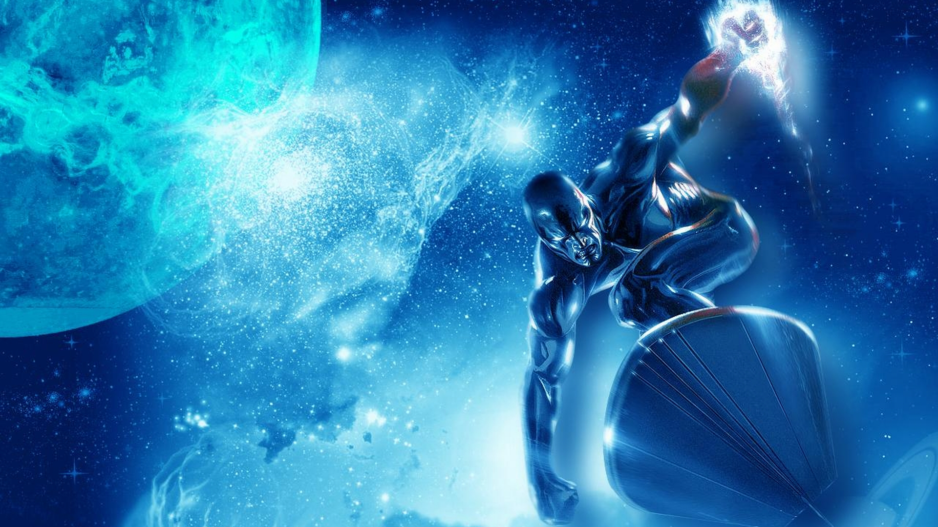 Backgrounds Wallpaper Abyss: 55 Silver Surfer HD Wallpapers