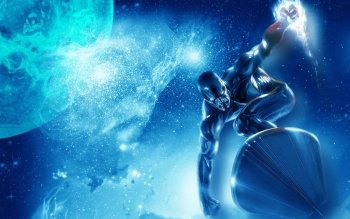 Комиксы - Silver Surfer Wallpapers and Backgrounds ID : 147394