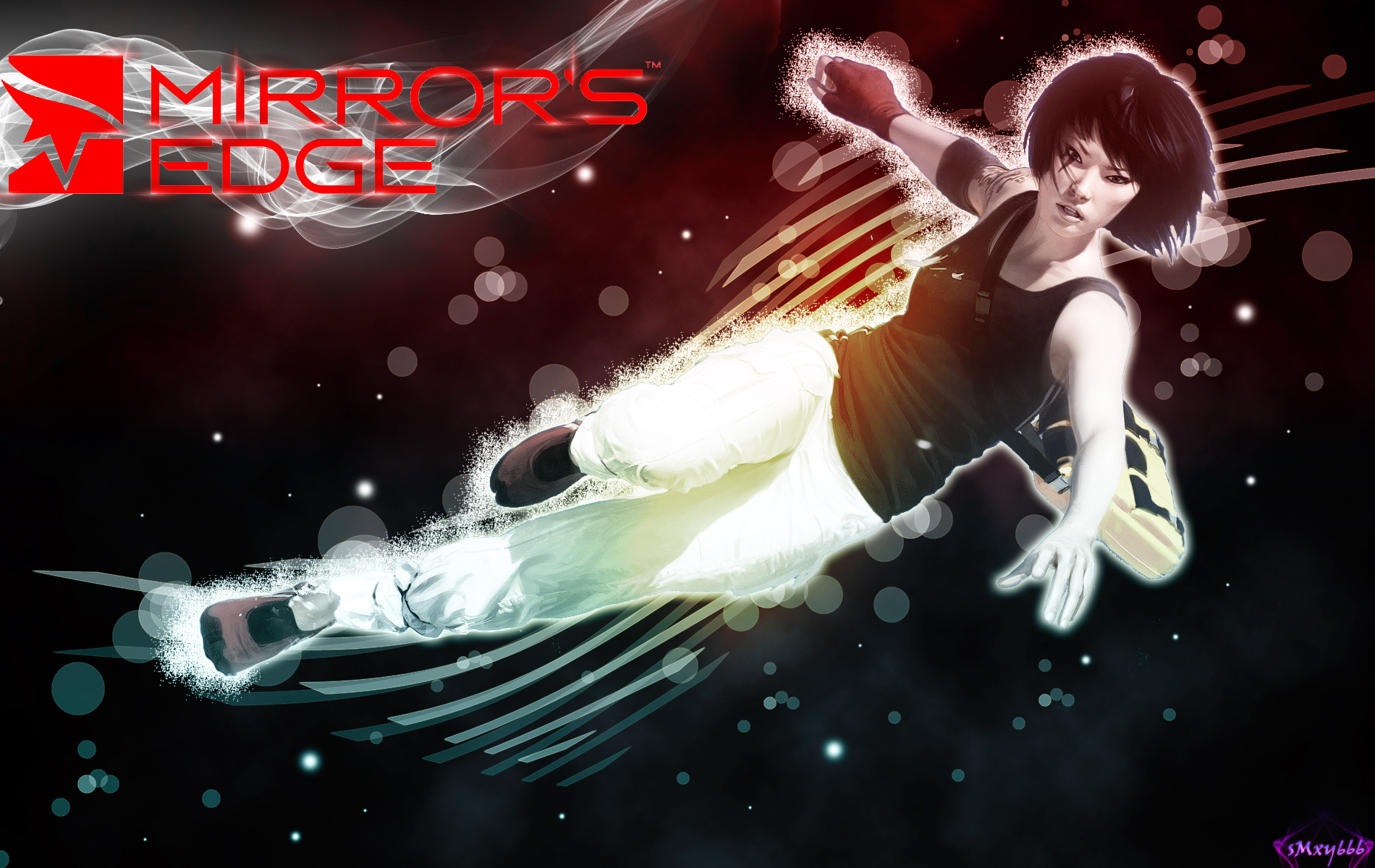 Mirrors edge wallpaper and background 1900x1200 id 148088 for Mirror wallpaper