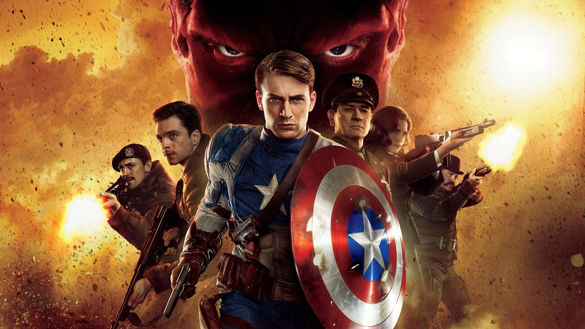 Captain America  C2 B7 Wallpapers Id148496