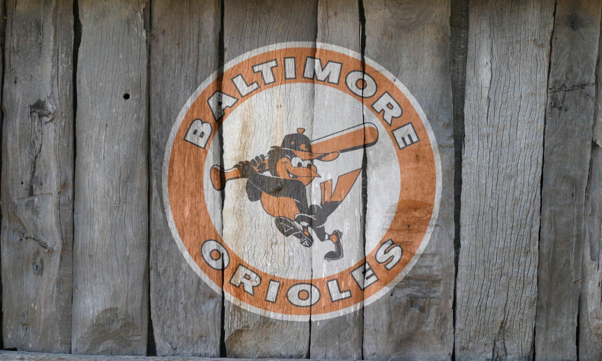 Sports - Baltimore Orioles  Wallpaper
