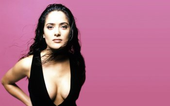 Celebrity - Salma Hayek Wallpapers and Backgrounds