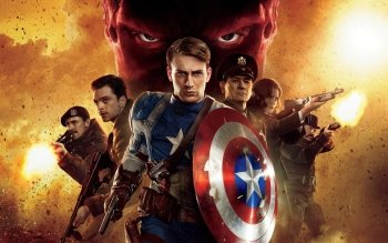 Movie - Captain America Wallpapers and Backgrounds ID : 148496