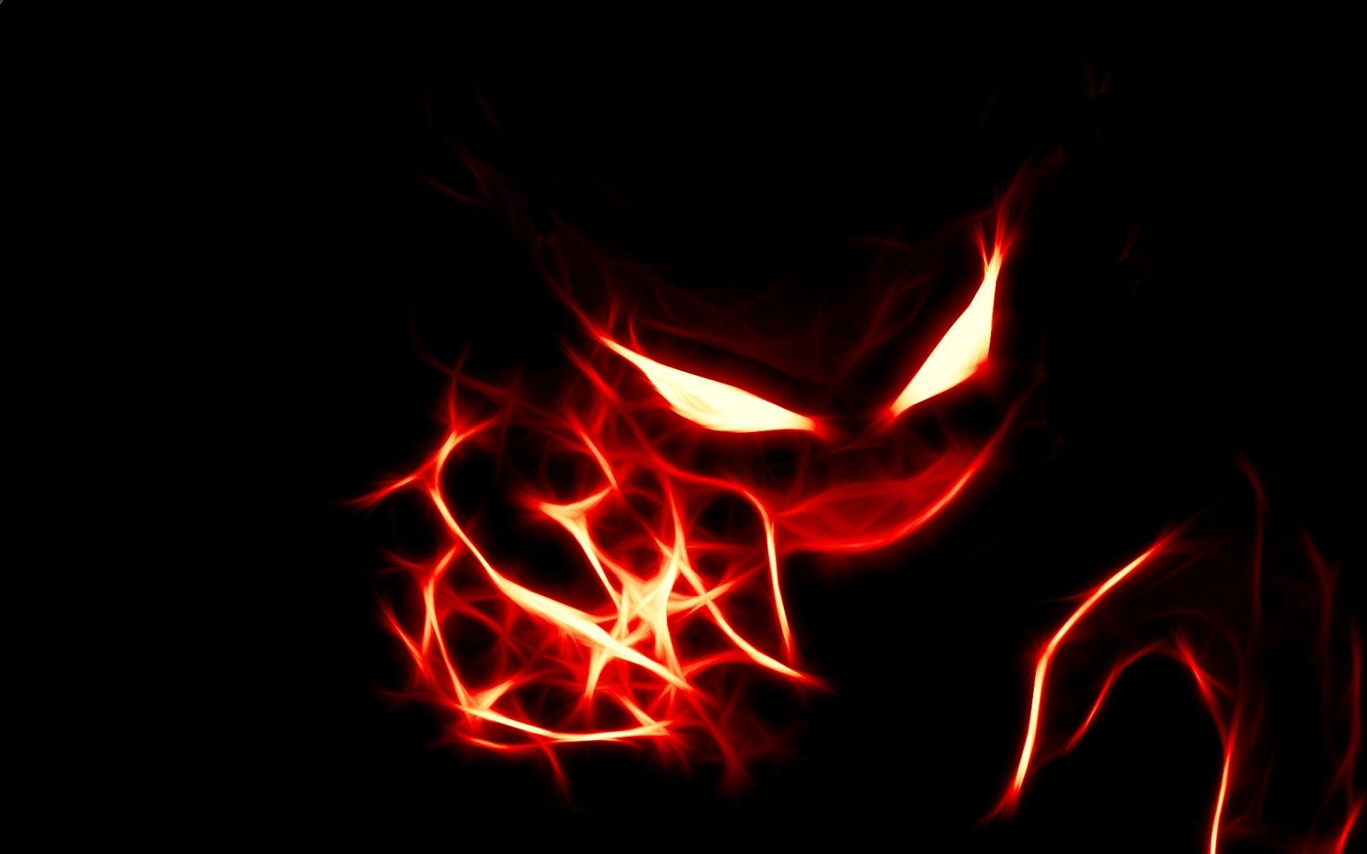 Anime - Pokemon  Haunter (Pokémon) Pokémon Ghost Pokémon Wallpaper
