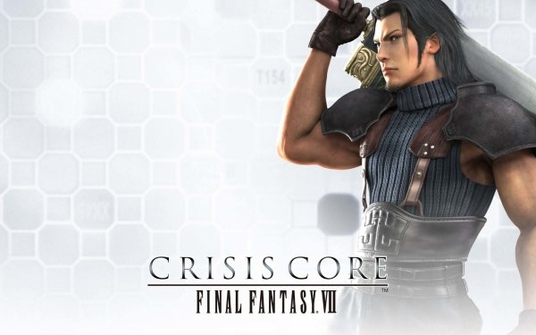 Video Game Crisis Core: Final Fantasy VII Final Fantasy Angeal Hewley HD Wallpaper | Background Image