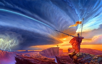 Fantasy - Warrior Wallpapers and Backgrounds ID : 150136
