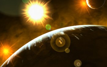 Science-Fiction - Planeten Wallpapers and Backgrounds ID : 150146