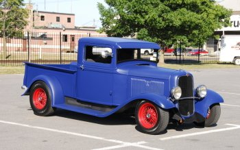 Vehicles - 1933 Ford Pickup Wallpapers and Backgrounds ID : 150414