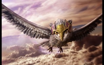 Fantasy - Bird Wallpapers and Backgrounds ID : 150488
