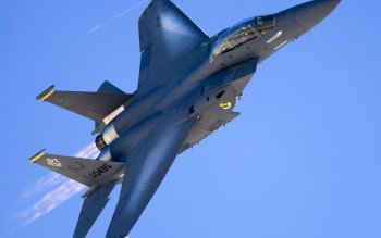 Military - Mcdonnell Douglas F-15e Strike Eagle Wallpapers and Backgrounds ID : 150598