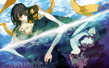 Anime - Rahxephon Wallpapers and Backgrounds ID : 150888