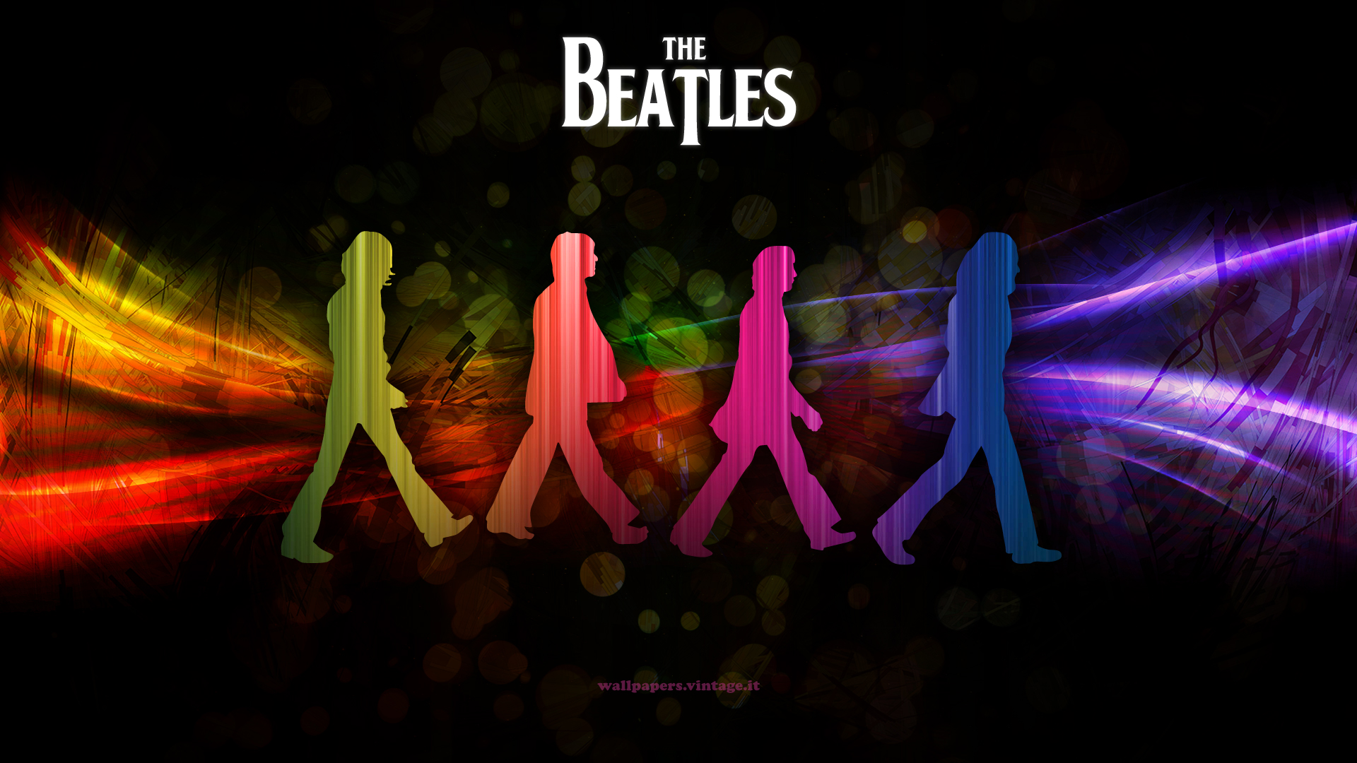 Music - The Beatles  Wallpaper