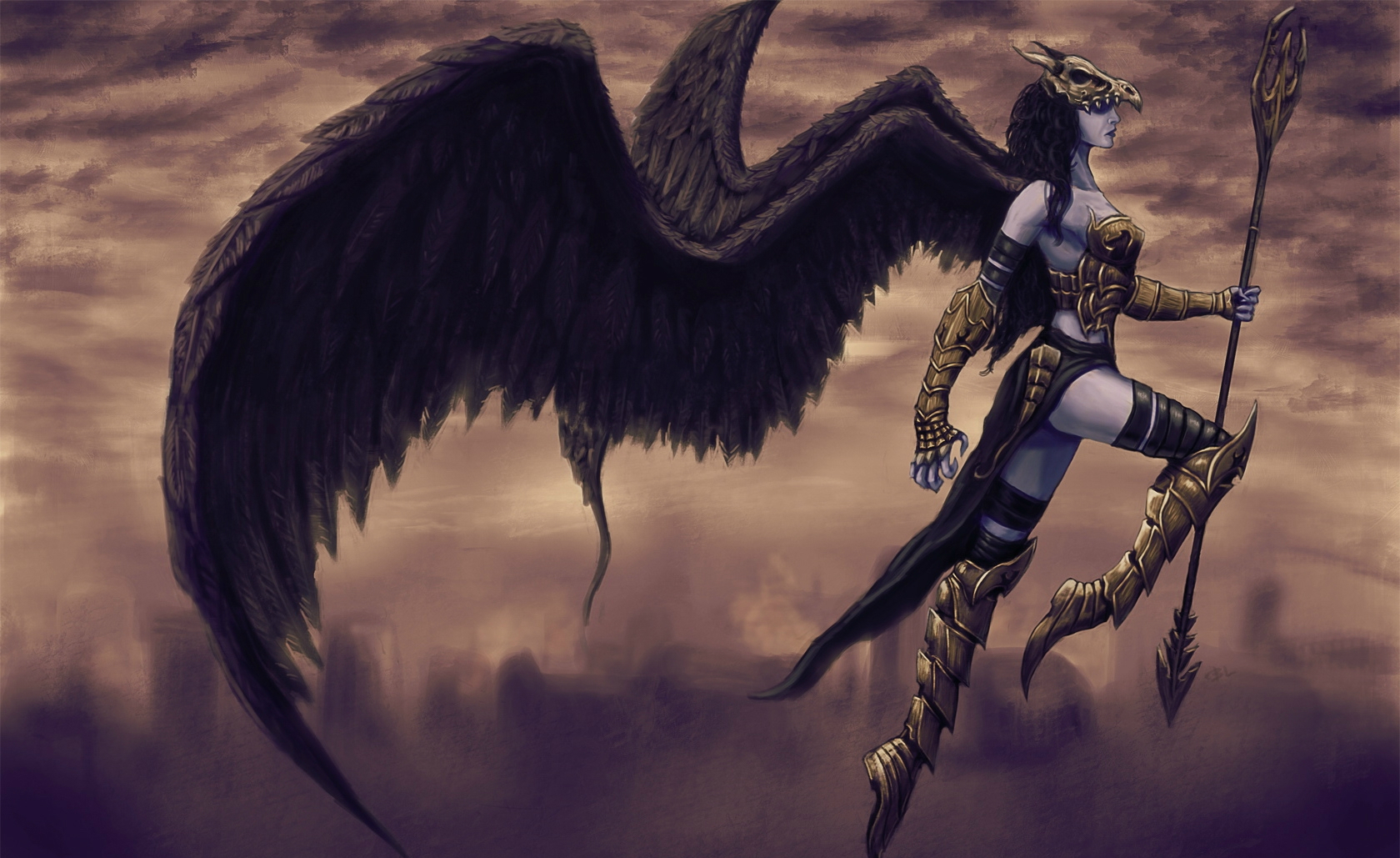 other wallpaper angel warrior - photo #40