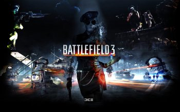 Video Game - Battlefield 3 Wallpapers and Backgrounds ID : 151206