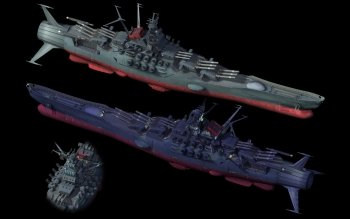 Sci Fi - Battleship Yamato Wallpapers and Backgrounds ID : 151254