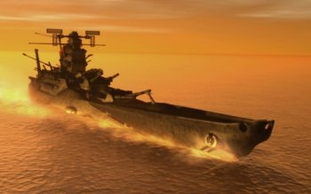 Sci Fi - Battleship Yamato Wallpapers and Backgrounds ID : 151256