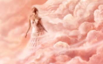 Fantasy - Angel Wallpapers and Backgrounds ID : 151268