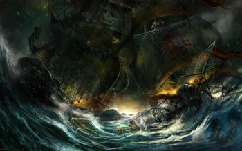 Fantasy - Pirate Wallpapers and Backgrounds ID : 151728