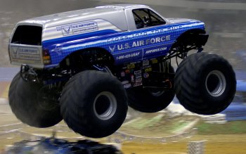 Vehicles - Monster Truck Wallpapers and Backgrounds ID : 151848