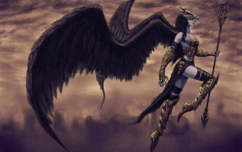 Fantasy - Angel Warrior Wallpapers and Backgrounds ID : 151974