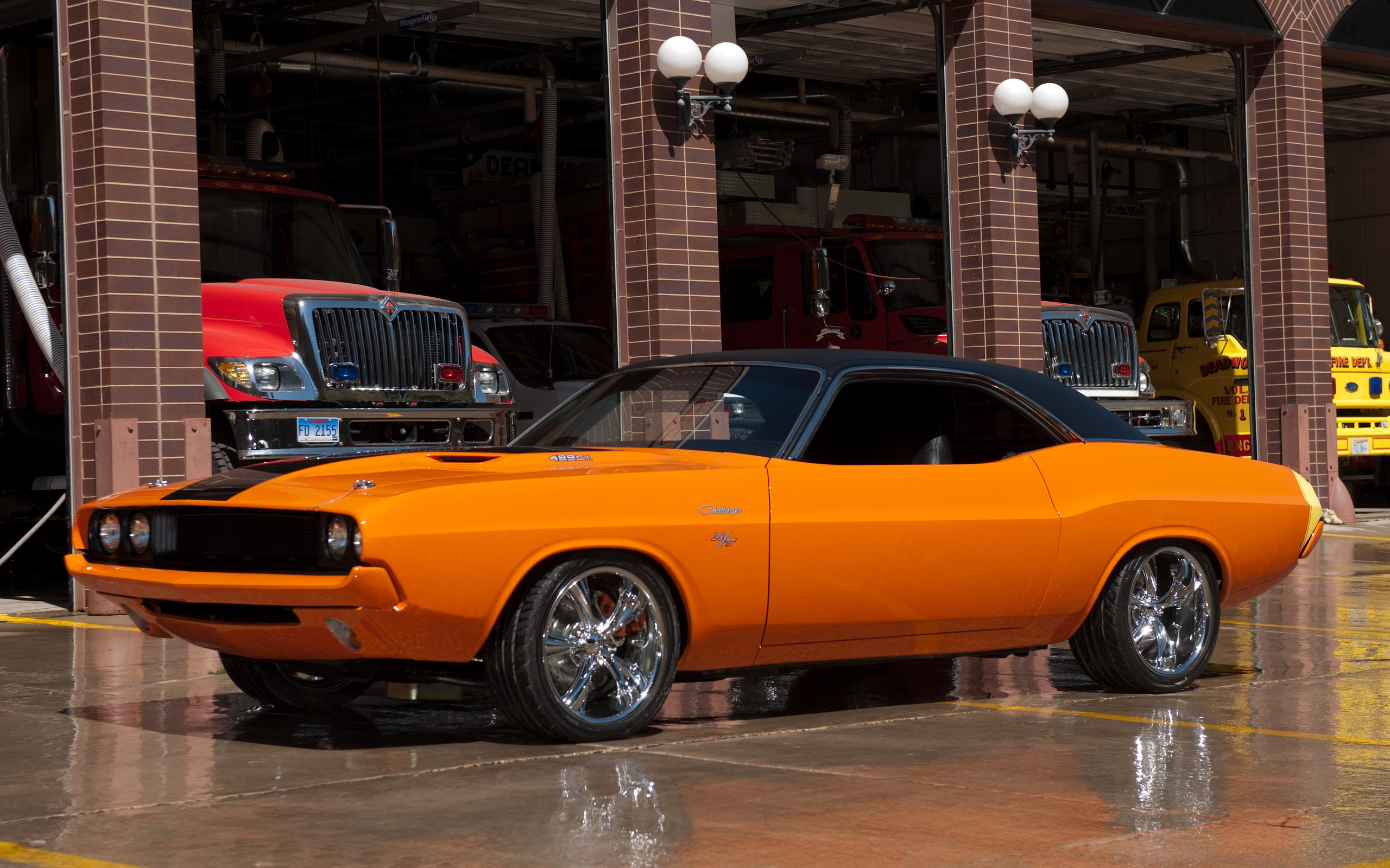 Dodge Challenger Vs Charger >> Dodge Challenger Full HD Wallpaper and Background | 2560x1600 | ID:152206