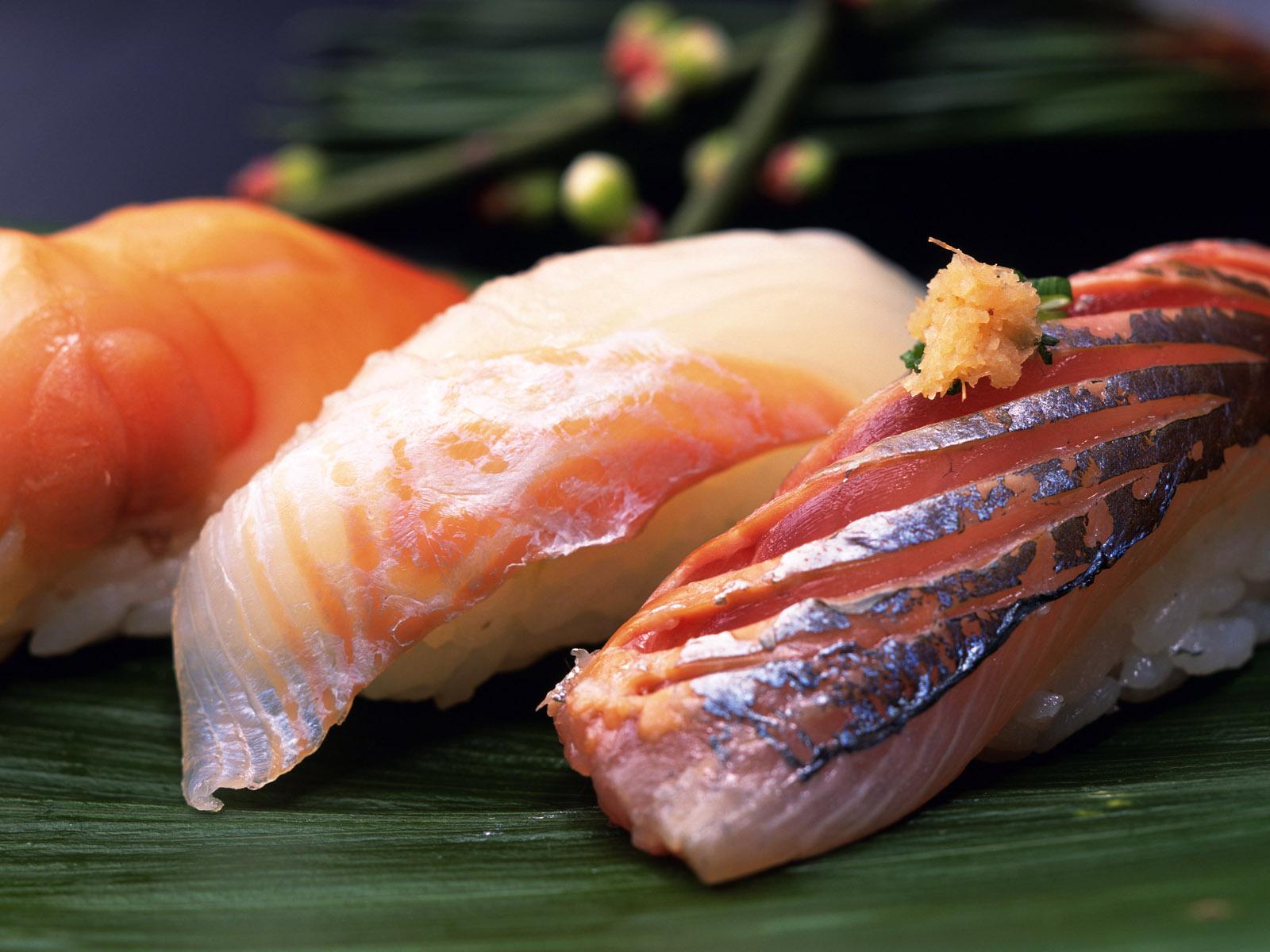 sushi beautiful fish food - photo #20